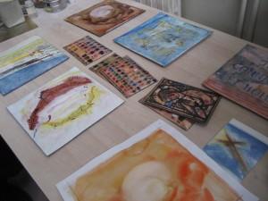 ateliers de Ligugé