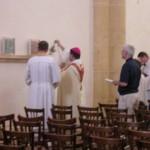 bénédiction du chemin de croix